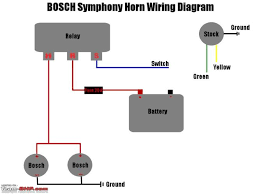 horn wiring diagram out relay horn wiring diagrams horn wiring diagram out relay wiring diagram