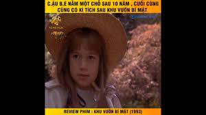 Review Phim : KHU VƯỜN BÍ MẬT ( 1993 ) - YouTube