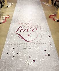 i want something like this at my wedding ceremony ) from now to Unique Wedding Aisle Runner wedding aisle runners unique wedding aisle runners