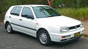 Volkswagen Golf Mk3 - Wikipedia