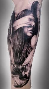 Tetování Motiv Andělíček