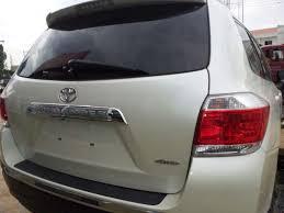 Tokunbo 2012 Toyota Highlander Limited @ 7.3m sold! sold!! sold ...