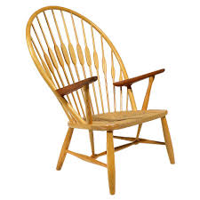 hans wegner peacock chair. Hans Wegner Peacock Chair By Johannes Hansen For Sale N