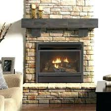 stone gas fireplace stone gas fireplace insert tile surround with and mantle inserts home depot pictures