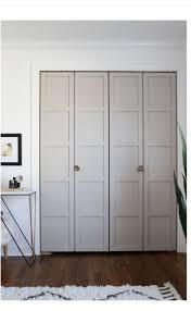Bifold Door Alternatives 11 Best Closet Door Solutions Images On Pinterest