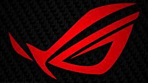 Asus ROG Red Logo Republic of Gamers 4K ...