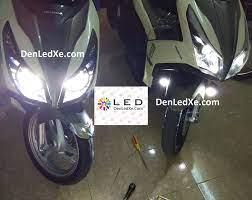 Giá bóng đèn pha Led xe cho xe máy Airblade - Denledxe.com