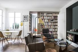Small Space Design Living Rooms 9 Small Space Ideas To Steal From A Tiny Paris Apartment