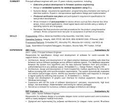 Coverr Asic Verification Engineer Sample Resume Software Engineering