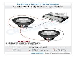 crutchfield wiring diagram articles and images automotive wiring Wiring 4 Ohm Sub to 8 Ohm crutchfield wiring diagram articles and images