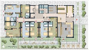 Apartment House Plans Designs
