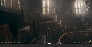 the order 1886 roundtable room