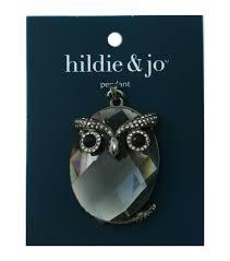 hil jo owl pendant