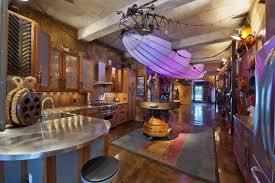 Steampunk Inspired Interior Design Steampunk Themed Decor Lovetoknow