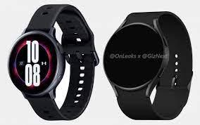 First Samsung Galaxy Watch Active4 ...