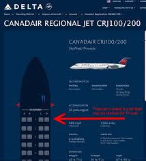 Crj 200 Seating Chart Delta Manulife Assignment Of Benefit Quotes