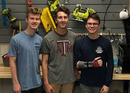 Students Engineer 3D Carpal Tunnel Brace | Story Details