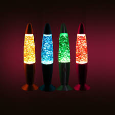 Us 2004 31 Offwax Jellyfish Lava Lamps Night Light Volcano Style Liquid Light 220v Metal Base Nightlight Glare Incandescent Lighting Aluminum In