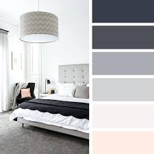 bedroom color palette the best color schemes for your bedroom charcoal grey and blush bedroom color bedroom color palette