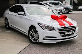 hyundai genesis 2014 white. Beautiful 2014 2014 Hyundai Genesis DH For White E