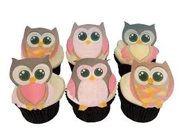 111 Best Cakes 3D Owls Images On Pinterest  Owl Parties Owl Baby Shower Owl Cake Toppers