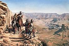 Image result for the canyon were Spanish explorers