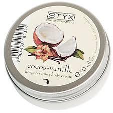 <b>STYX Body</b> Cream with Coconut & Vanilla 50ml