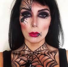 spider web look insram saraelizabethmakeupartist