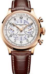 top 1200 high end watch brands for men women baume mercier capeland