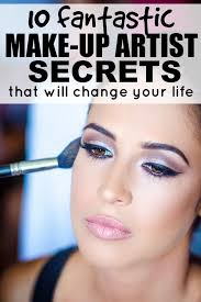 whether you re new to makeup or an old pro this collection of makeup tutorials will teach you the most amazing secrets of makeup artists everywhere