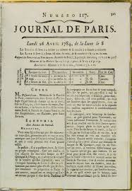 file franklin benjamin journal de paris png  file franklin benjamin journal de paris 1784 png