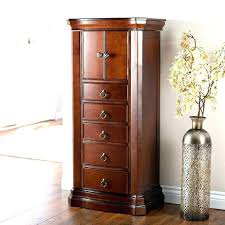 armoires wall mounted lighted jewelry armoire jewelry medium size of wall mounted lighted jewelry with