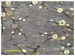 cherry blossom area rug steel indoor s cherry