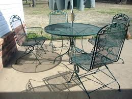 wrought iron patio furniture cushions. Rod Iron Outdoor Furniture Wrought Patio Sets With Umbrella Antique . Cushions U