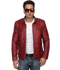 men red jacket