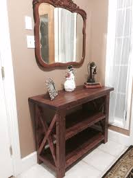 Furniture Ana White Ana White Entry Table Diy Projects
