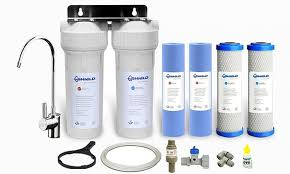 water filter. Shield DIY Water Filter System