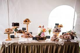 9 wedding dessert table ideas to