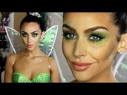 tinkerbell fairy makeup tutorial