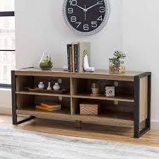 industrial wood furniture. consola loft industrial rack mesa tv hierro vintage madera industrialvintage industrialwood furnituretv wood furniture