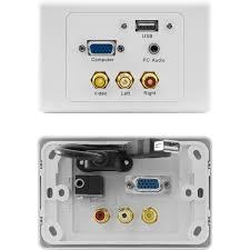 av wall plates radio parts electronics components pro1309 pro2