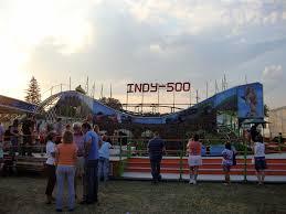 Indy 500 Roller Coaster Great Frederick Fair Mark Flickr