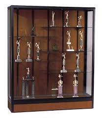 Trophy Display Stand Display Cases Acrylic Metal Glass Counters and Cabinets by Waddell 2