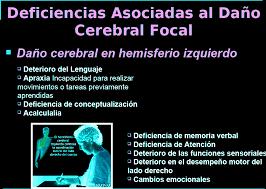 Psicología y Daño Cerebral: Los Accidentes Cerebrovasculares: Ictus y Derrame  Cerebral (y II)