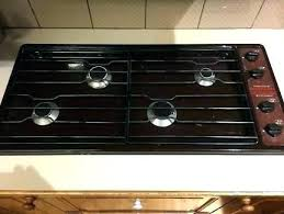 modern gas stove top. Modern Maid Gas Cooktop Parts Stove Manual Top I