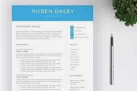 Modern Resume Template 2013 Modern Resume Template Cv Template