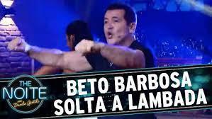 Beto Barbosa solta a Lambada no palco - Vídeo Dailymotion