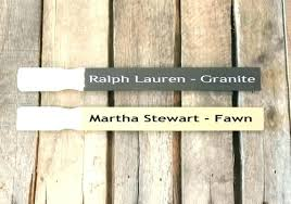 Martha Stewart Paint Color Chart All Craft Paint Color Chart