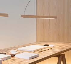 office desk lighting. led40 mikko karkkainen tunto pendant lamp 70 oak luminaire office desk lighting d