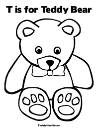 Small Picture Teddy Bears Colouring Pages Coloring Home